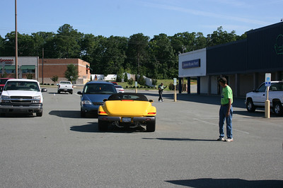 3rd Annual Bethsada Baptist Church Car Show - Mebane, NC - 06/16/2012