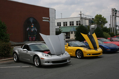 Asheboro Cruise-In - Asheboro, NC -  06/23/2012