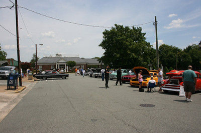 Gibsonville's FIRST Cruise-In - Gibsonville, NC - 06/09/2012