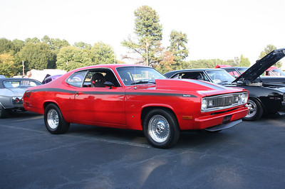Northern Tool Cruise-In - Burlington, NC - 09/22/2012